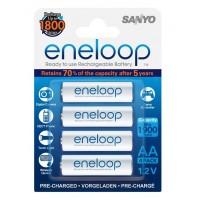 Аккумуляторы АА Sanyo Eneloop 2000 mAh (блистер)