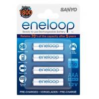 Аккумуляторы ААА Sanyo Eneloop 800 mAh(блистер)