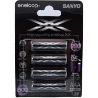 Аккумуляторы ААА Sanyo Eneloop XX 950 mAh