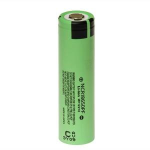 Аккумулятор Panasonic NCR18650PF Li-ion 2900 mAh