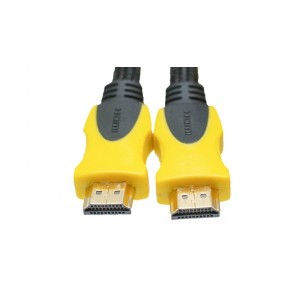 EXTRADIGITAL Видео кабель HDMI to HDMI, 1.5m, Double ferrites, nylon, позолоченные коннекторы, Blister, 1.3V